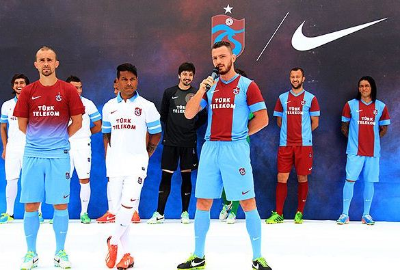 Trabzonspor Away