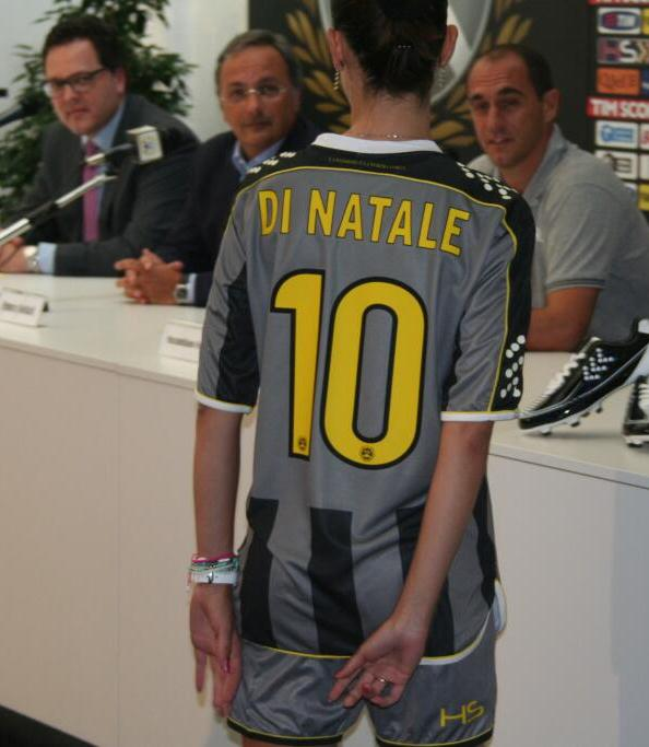 Udinese Away Kit