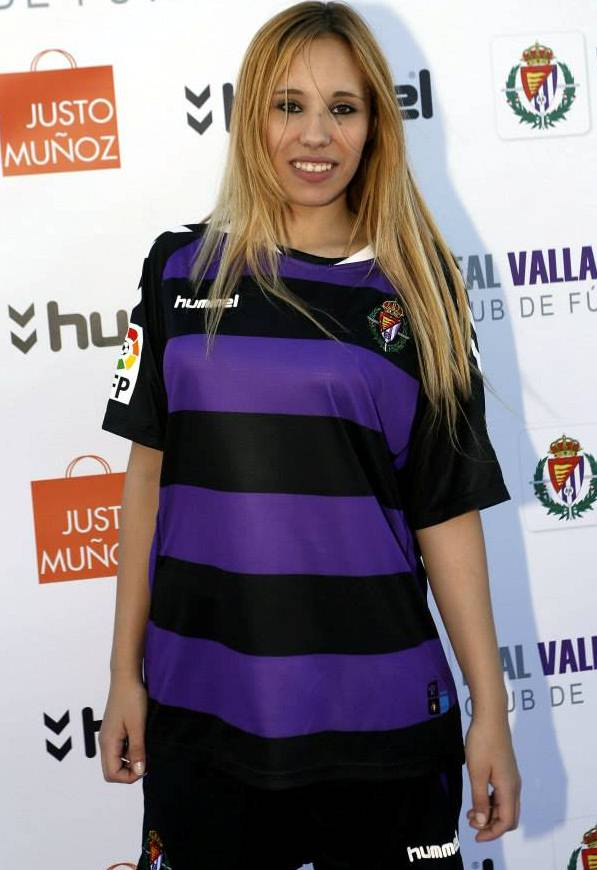 Valladolid Away Shirt 13 14