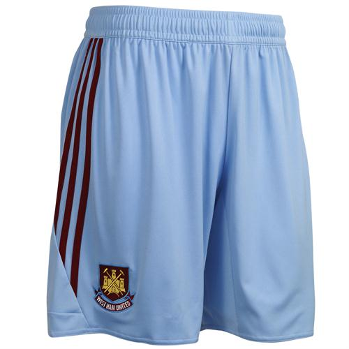 West Ham Away Shorts 2013 2014