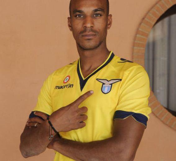Yellow SS Lazio Jersey