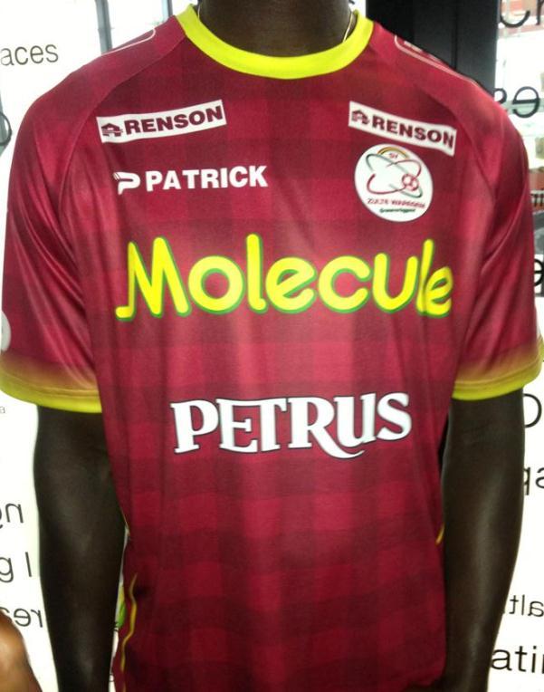 Zulte Waregem Shirt 2013 14
