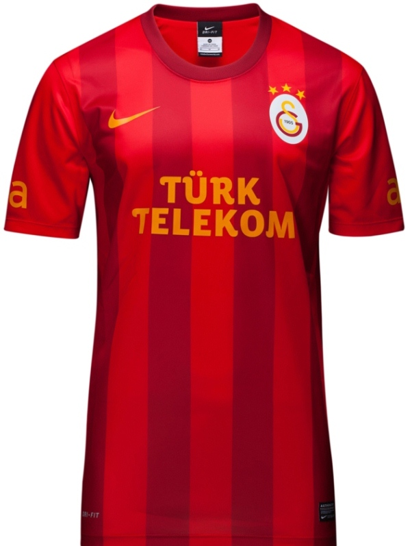 official photos f69ef 157a8 New Galatasaray Third Kit 2013/14- Nike GSK 3rd Jersey 2013 ...