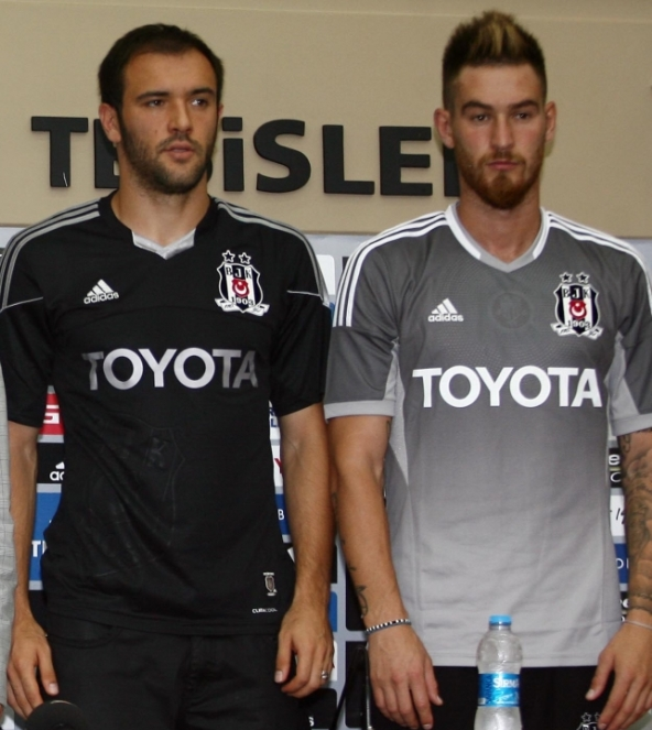 BJK Black Kit 2013 14