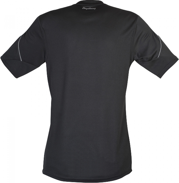 BJK Black Shirt Back