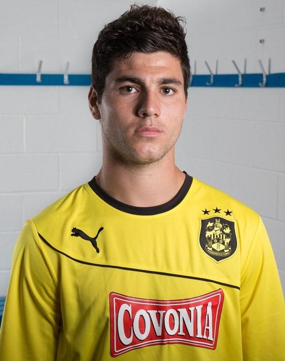 Cristian Lopez Huddersfield Town Third Shirt 2014