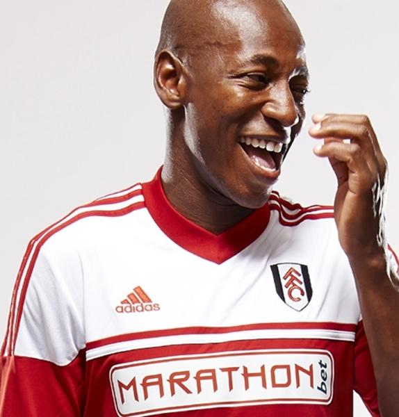 Fulham Away Shirt 2013 2014