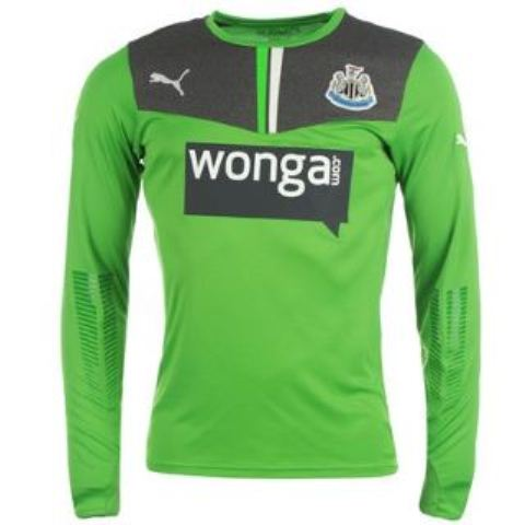 Newcastle Home GK Kit 13 14