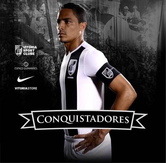 Vitoria Guimaraes Shirt 13 14