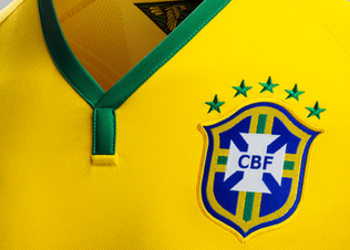 Brazil Home Kit Badge
