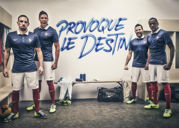 Maillot France Coupe du Monde 2014