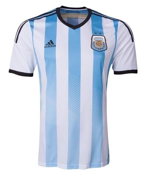 New Argentina Soccer Jersey 2014