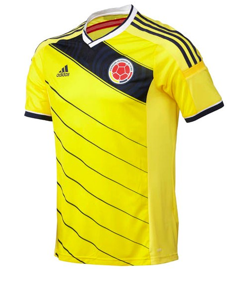 New Colombia 2014 Shirt