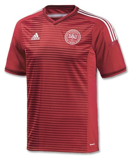 New Denmark 2014 Shirt