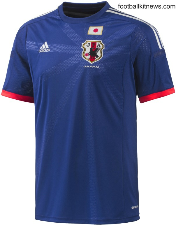 New Japan World Cup Jersey 2014