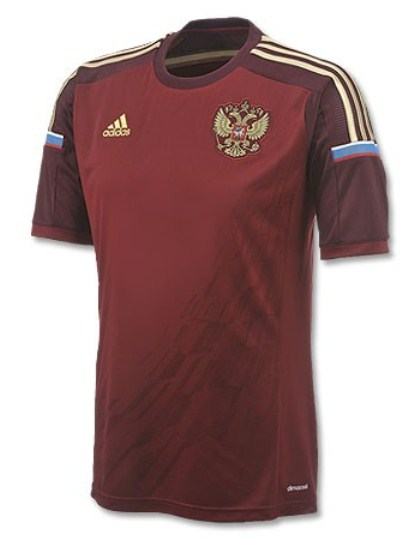 New Russia Kit 2014