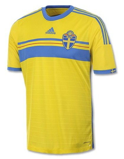New Sweden 2014 Jersey
