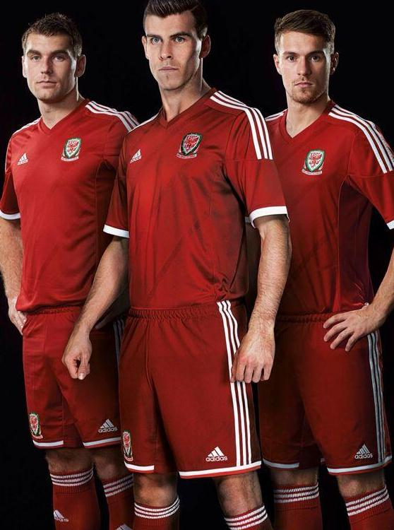 New Wales Football Shirt 2014