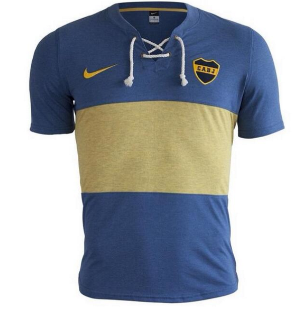 competitive price 84865 43177 New Boca Juniors Retro Jersey Nike | Football Kit News