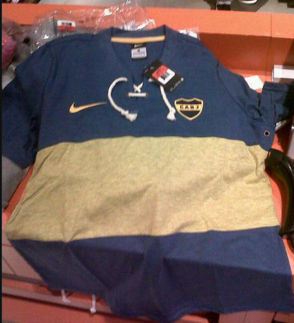 competitive price ebcae de814 New Boca Juniors Retro Jersey Nike | Football Kit News