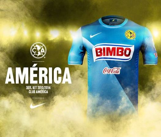 Club America Third Kit 2014