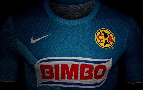 New Club America Third Jersey 2014
