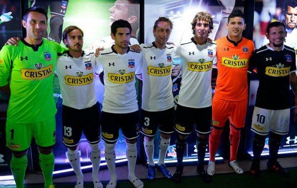 New Colo-Colo 2014 Jersey