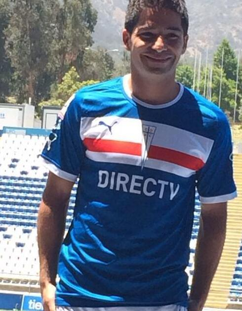 New Universidad Catolica 2014 Shirt Away