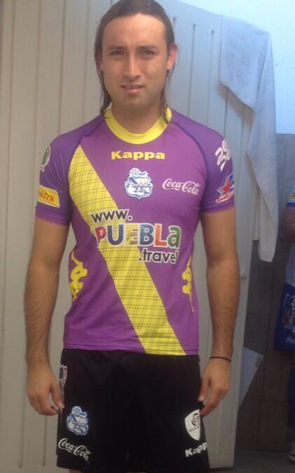 Puebla Alternate GK Jersey 2014