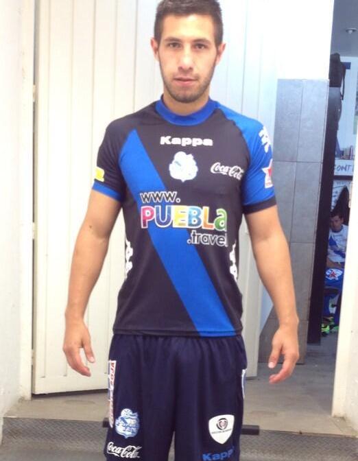 Puebla Away Kit 2014