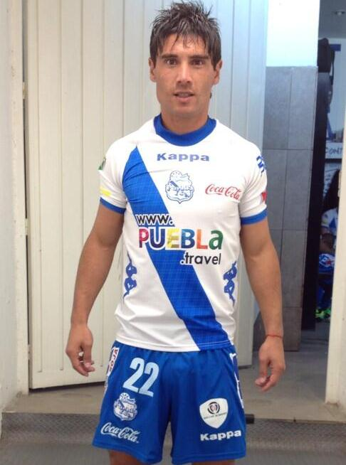 Puebla Home Shirt 2014