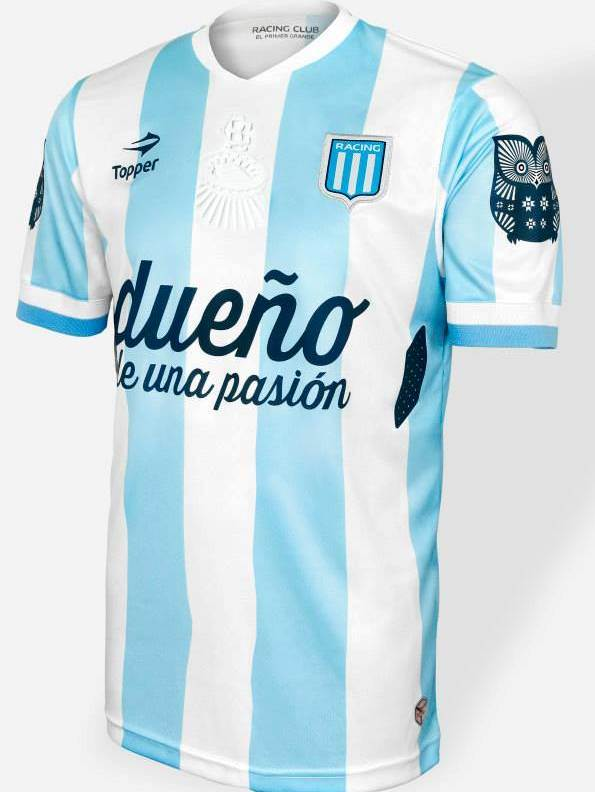 Racing Club Football Shirt 2014