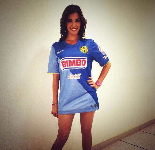 Renatta Ibarraran Club America