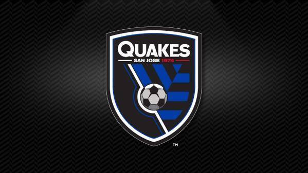 San Jose Earthquakes New Logo 2014