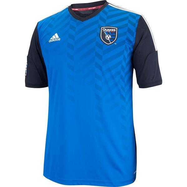 San Jose Earthquakes Shirt 2014