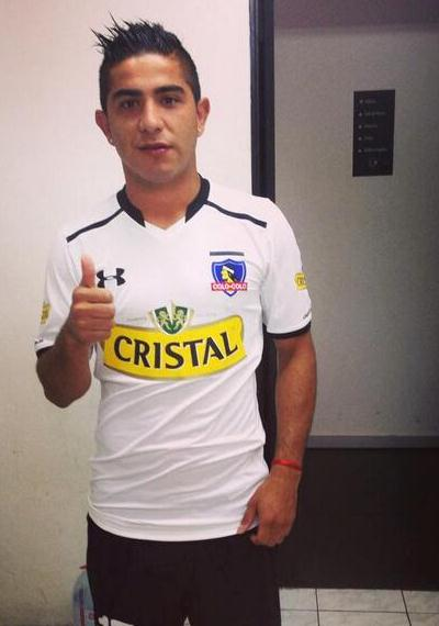 Under Armour Colo Colo Jersey 2014