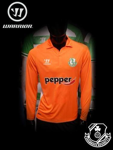 Warrior Shamrock Rovers GK Shirt 2014