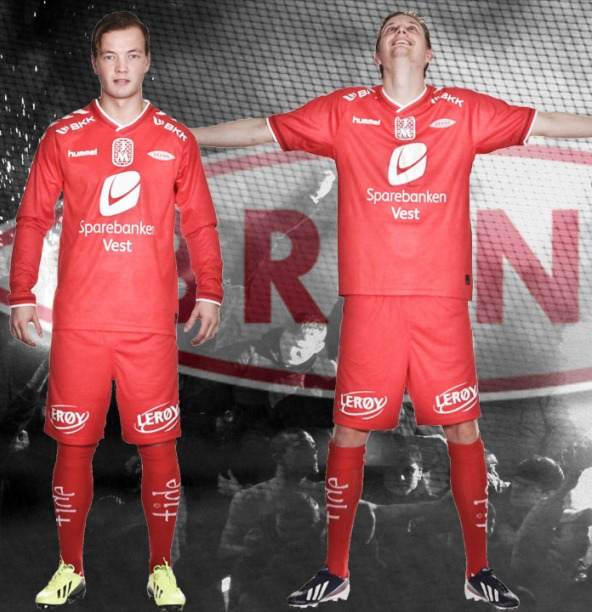 Brann Home Kit 2014 Hummel
