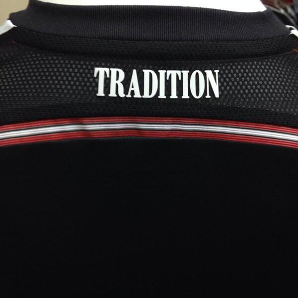 DCU Soccer Jersey 2014 Tradition