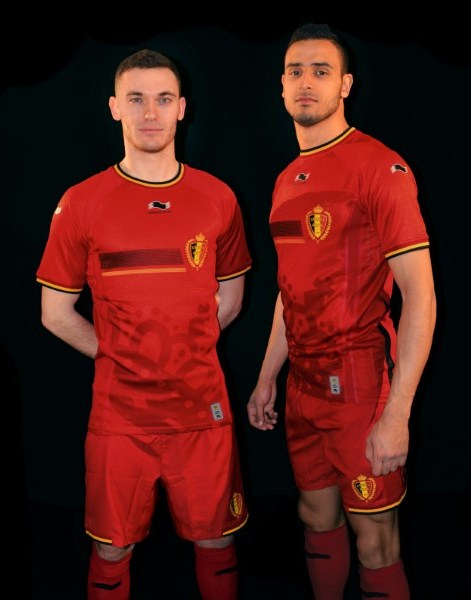 f34c22bc4 New Belgium World Cup Kit 2014- Burrda Belgium Jerseys Home Away ...