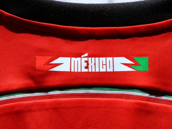 Mexico World Cup Away Shirt