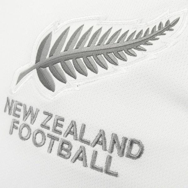 NZ Football Shirt 14 15