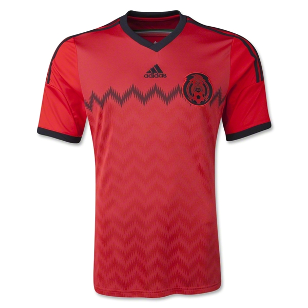 New Mexican Away Jersey Mundial