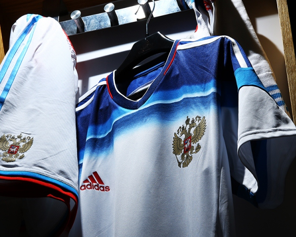 New Russia Away World Cup 2014 Shirt