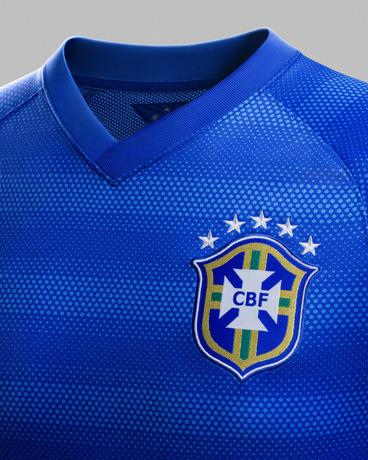 Brasil Away Jersey WC 2014