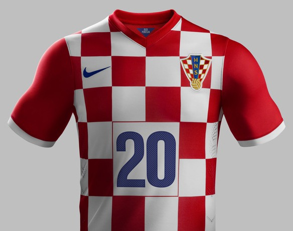 Croatia Home Shirt WC