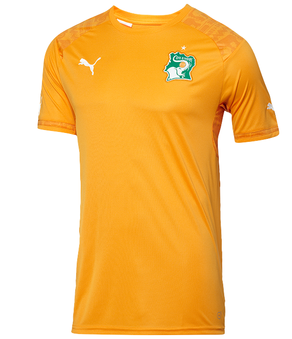 Ivory Coast World Cup 2014 Jersey