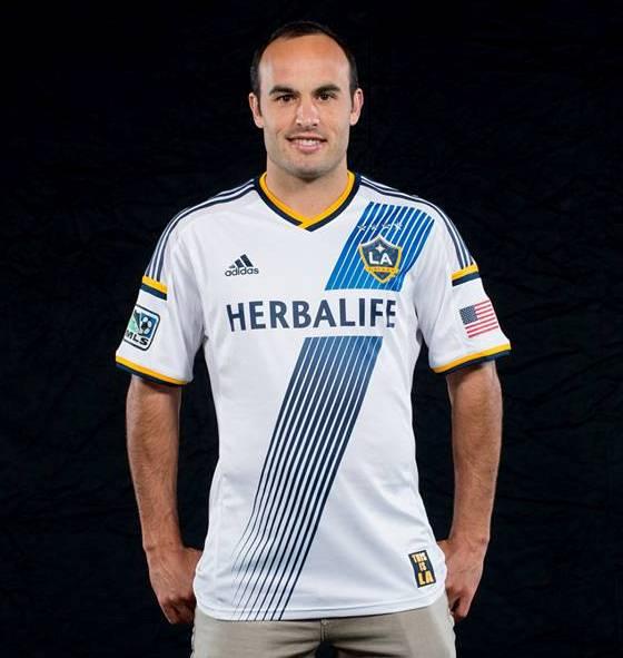 Landon Donovan LA Galaxy 2014 Jersey