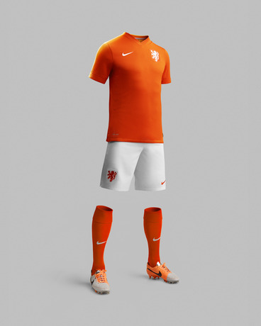 New Netherlands World Cup 2014 Kit