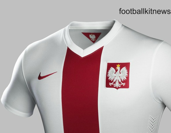 New Poland 2014 Jersey